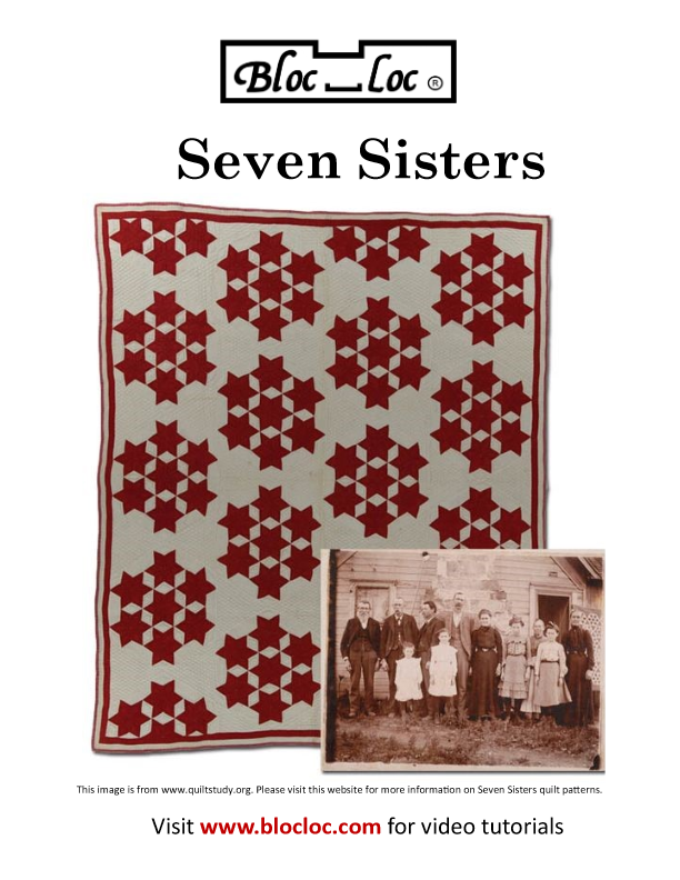 Seven Sisters Pattern-thumbnail