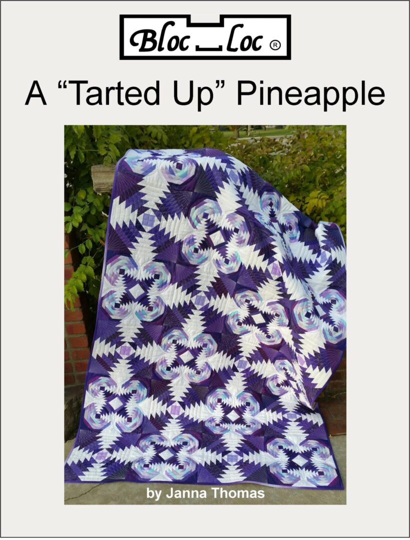 Tarted Up Pineapple
